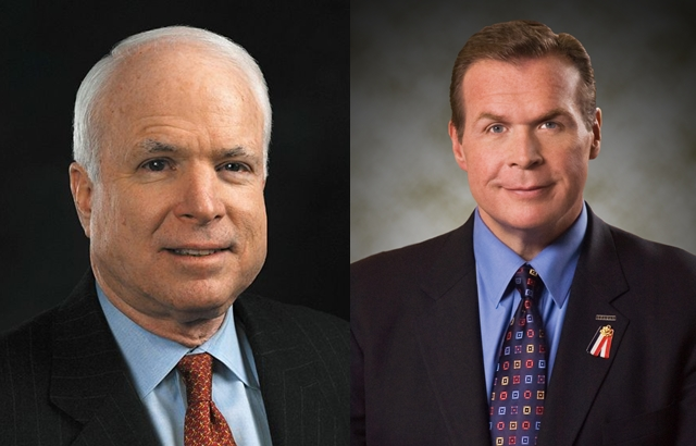 By Request: McCain v Hayworth