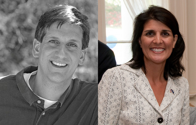 Haley looking to avoid runoff in today's primary [Updated x 2]