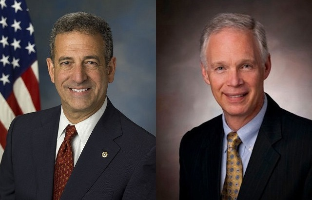Johnson and Walker extend leads in Wisconsin