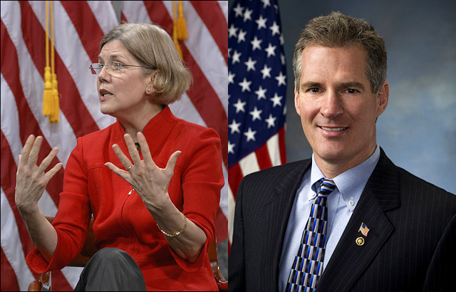 Conflicting polls in the Massachusetts Senate Race